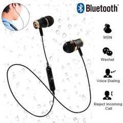 Bluetooth イヤホン ワイヤレス イヤホンマイク 両耳 ブラック
