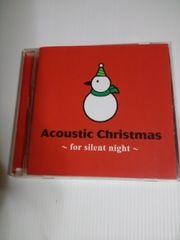 クリスマスAcoustic Christmas for silent night送料込み