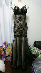 swallowtail・高級 ビジューマーメイド ロングドレス・ナイトドレス