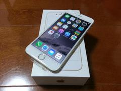 即落/即発!!新品未使用 iPhone 6 16GB ゴールド アップルケアプラス付き