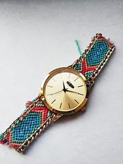 ミサンガ ウォッチ  腕時計