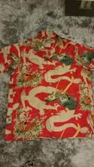 ★PARADISE  FOUND ★アロハシャツ★Mサイズ★