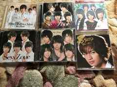 sexy zoneCDセット★初回限定版DVD付き含