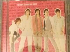 激安!激レア!☆SS501/LUCKY DAYS☆初回限定盤/CD+DVD☆美品!