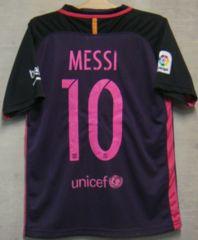 新品☆メッシ☆バルセロナ☆紫M10番半袖☆アルゼンチン代表