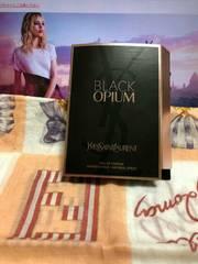 イヴサンローラン ブラックオピウム