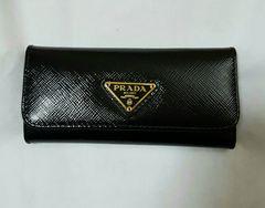 プラダ サフィアーノ 1M0223  6連 キーケース 正規品 美品