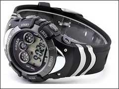 §[新品]腕時計オッセン 多機能 Casio デジタル Diessel レア 1a