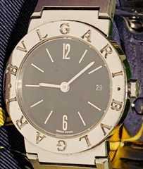 良品ブルガリブルガリレディース時計BB26SSD箱付属定価42万円