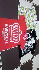 新品★BABY DOLL★半袖Tシャツ3枚セット★120cm