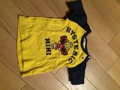 ヒスミニ★80★Tシャツ★中古難無し