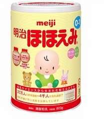 値下げ 明治 ほほえみ 800g×3缶 新品未開封 賞味期限18.5.27