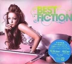 安室奈美恵★BEST FICTION★初回限定盤★未開封