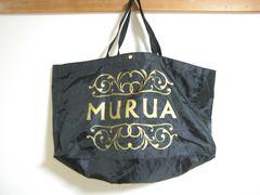 MURUA 初期ショップ袋 ナイロン エコバッグ ショッピングバッグ