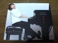 綾戸智絵CD「LOVE」ジャズ●