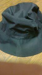 バーバリー帽子 ゴルフ 美品