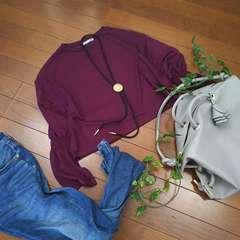 〇ZARA〇お袖がかわいい着丈短めカットソー*・゜美品
