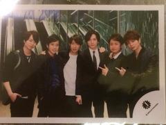 激安!激レア!☆嵐.全員+生田/Jr時代 Jロゴ☆公式生写真☆美品!