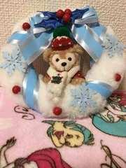 TDS ディズニーシー ☆クリスマスダッフィー ☆ リース