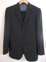 BURBERRY BLACK LABELチェック柄スーツ 38R バーバリーブラックレーベル