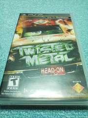 ツイステッドメタル/TWISTED METAL 北米版ソフト