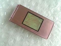 *F-02A/F02A* ピンク☆彡.。.:* 防水携帯☆*。.:*:・':★