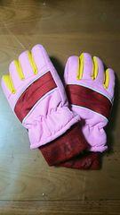 スノースキーグローブ☆120�p♪手袋