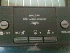 レーダーGPL570(GPS&ELガメン&ソーラー)