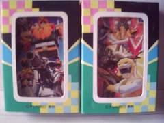 超獣戦隊ライブマン トランプ2柄各1個 未使用品