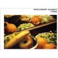 MORELENBAUM2 / SAKAMOTO / 3 years [DVD] 坂本龍一