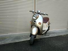 SA26J ビーノ 4スト リアタイヤ新品 大阪