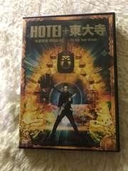 布袋寅泰DVD  HOTEI+東大寺  新品同様