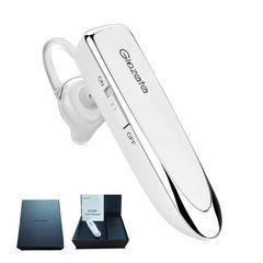 Bluetooth 日本語ヘッドセット V4.1 片耳 白