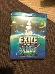EXILE Live tour2011tower of wish初回限定2枚組Blu-ray美品