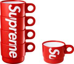18SS Stacking Cups(Set of 4) Box Logo コップ