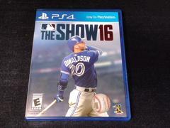 <即決>PS4/THE SHOW 16・海外版