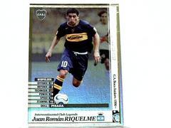 WCCF 2006-2007 LE ファン・ロマン・リケルメ 06-07 即決販売