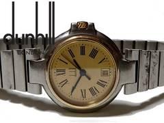 極レア 1スタ★ダンヒル/dunhill【スイス製】ミレニアム 腕時計
