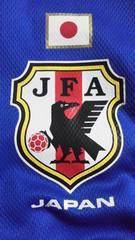 サッカー 日本代表 ユニフォーム 風 Tシャツ ブルー 150cm 10 JAPAN