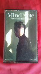 ☆当時物/中古カセットテープ【稲垣潤一/Mind Note】1987年/送料140円