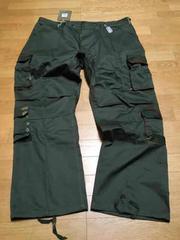ROTHCO ロスコオリーブカーゴパンツ 緑系 w42~w46 ウエスト120cm 2xL~3XL