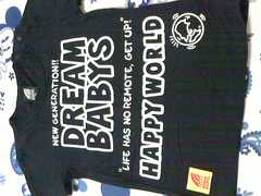 BABY DOLLDREAM BABYS半袖Tシャツサイズ90�p