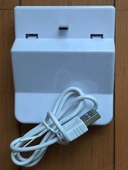 新品★アイコスも充電可能/卓上タイプ汎用充電器¥350スタ