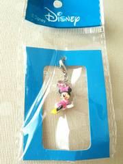Disney★ミニーマウス★キーホルダーチャーム★新品未使用