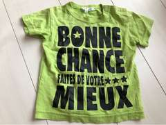 3can4on半袖Tシャツ★80cm