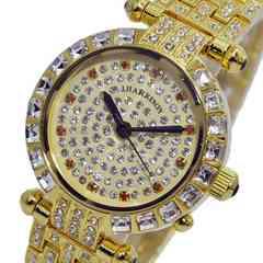 豪華装飾 ジョンハリソン 腕時計 新品