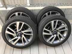 スバル レヴォーグ GT-S 純正 225/45R18 スタッドレス 4本