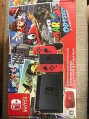 NintendoSwitch スーパーマリオオデッセイセット 新品 保証付