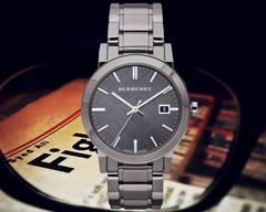 限定特価「バーバリー時計」BU9007 正規品