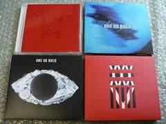 ONE OK ROCK【Nicheシンドローム/残響/人生×僕/35】初回盤:4枚